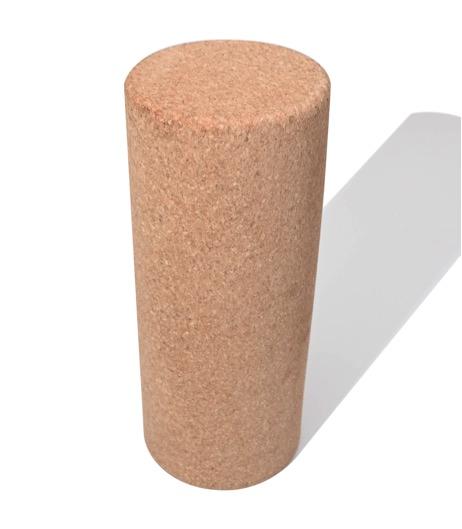 Yoga cilinder kurk