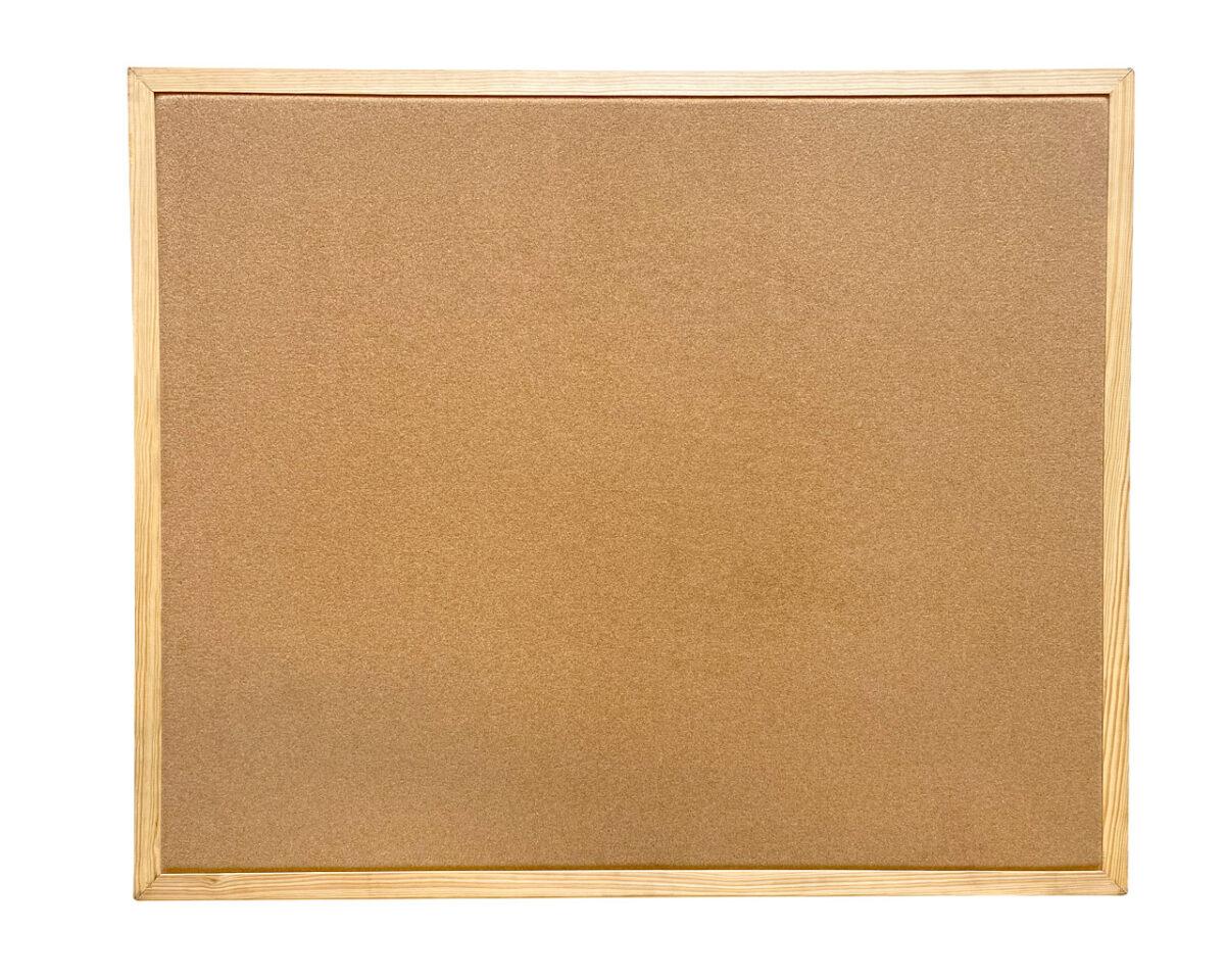 Prikbord Houten lijst